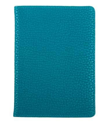 """Обложка для автодокументов """"Palette"""" (бренд InFolio), размер 10х13,5 см, переплёт мягкий, цвет морская волна"""