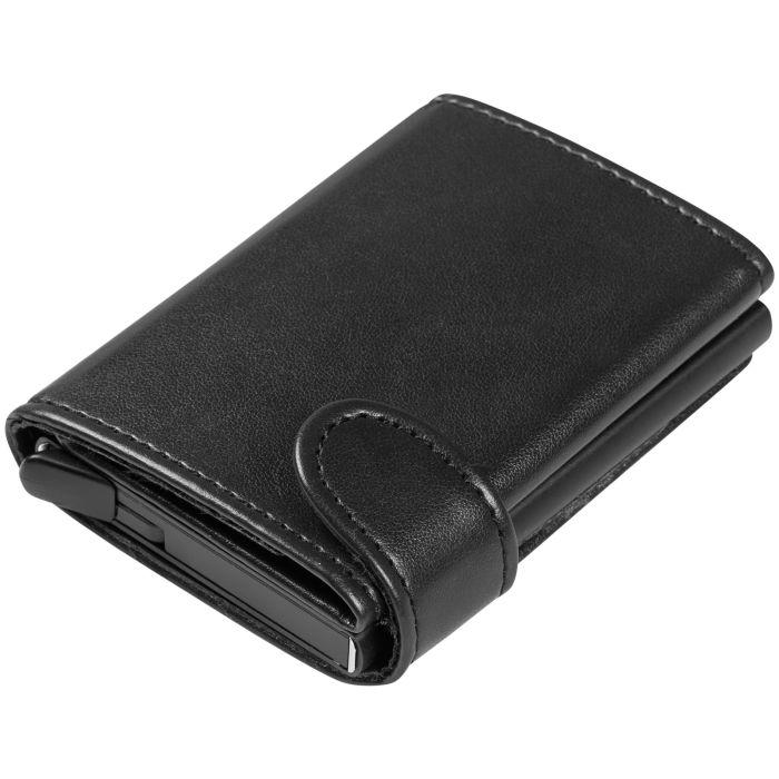 Портмоне Dandy с защитой от сканирования (RFID), чёрное