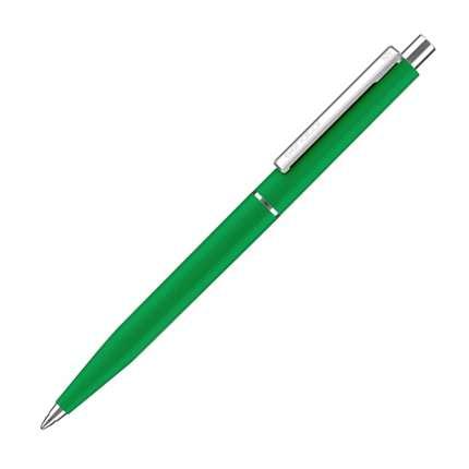 Ручка шариковая Senator, модель Point Polished (3217), цвет зелёный 347