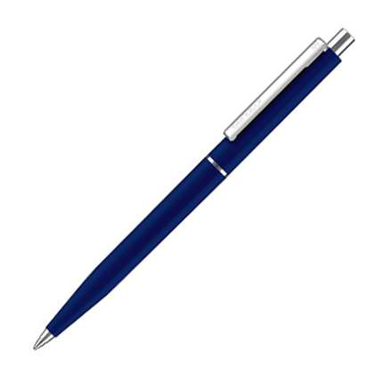 Ручка шариковая Senator, модель Point Polished (3217), цвет тёмно-синий 2757