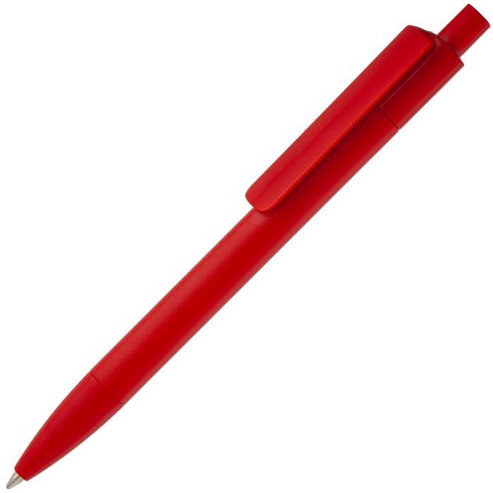 Ручка шариковая Prodir, модель DS4 PMM-P, красная