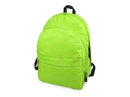"""Рюкзак """"Trend"""", зелёное яблоко"""