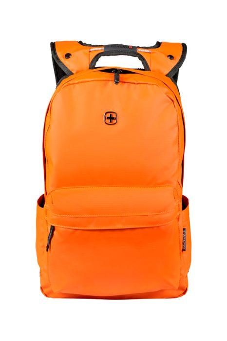 Городской рюкзак WENGER, 18 л, цвет оранжевый
