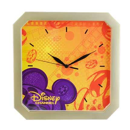 Часы настенные пластиковые, модель 03, размеры 290х290 мм, стекло минеральное, кольцо пластик