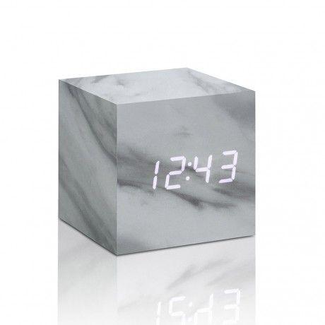 Часы Cube Click Clock