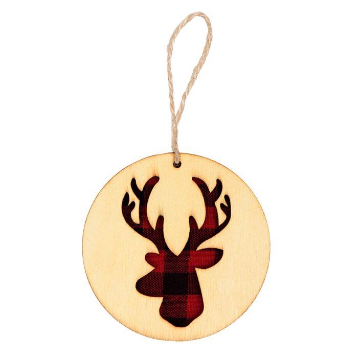"""Украшение новогоднее """"Red deer"""""""