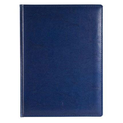 Еженедельник датированный Nebraska, формат A4, цвет синий
