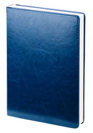 """Ежедневник датированный """"Berlin"""" (бренд InFolio), переплёт твердый с поролоном, формат A5, цвет синий"""
