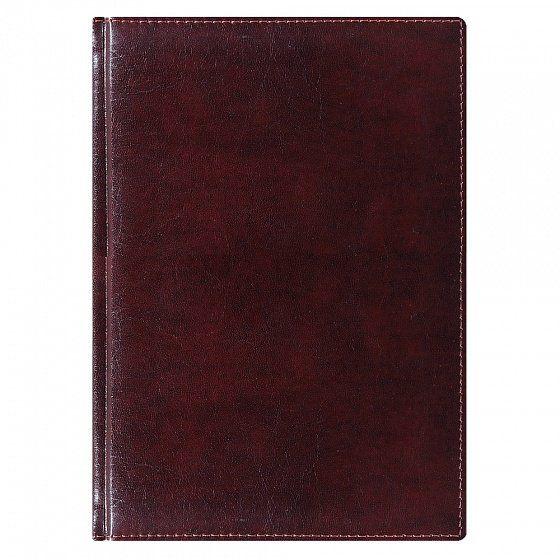 Ежедневник NG датированный Madrid 5459 (650) 145x205 мм, бургунди, кремовый блок, золотой срез