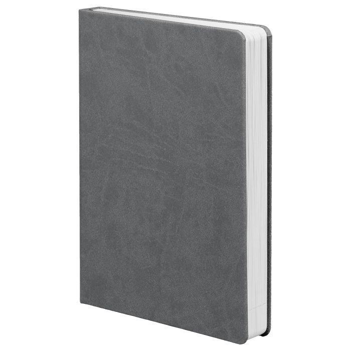 Ежедневник датированный Basis, формат A5, серый