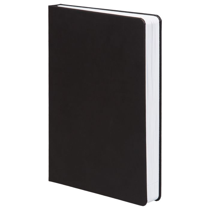 Ежедневник датированный Basis, формат A5, чёрный