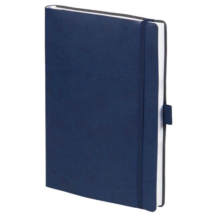 Ежедневник датированный Flex Brand, формат A5, синий