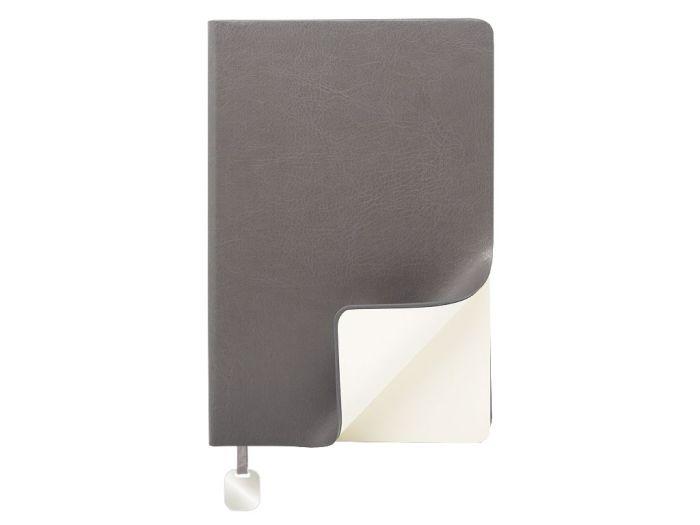 Ежедневник Flexy, датированный, А5, в гибкой обложке Buffalo, серый