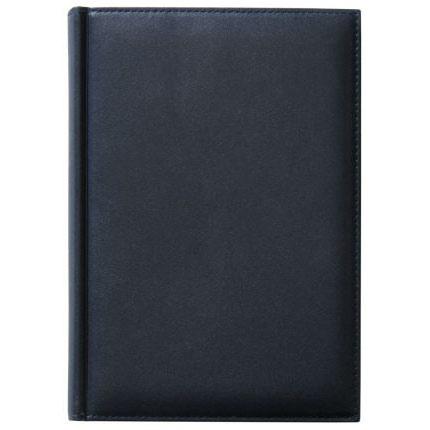 Ежедневник недатированный Condor, натуральная кожа, размер 15х21 см (формат A5), цвет тёмно-синий