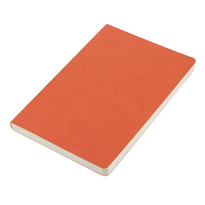 """Ежедневник недатированный бренд """"Enote"""", коллекция """"TONY"""", формат А5, цвет оранжевый"""