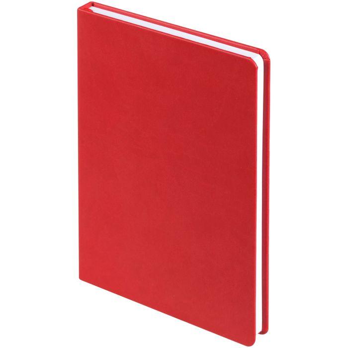 Ежедневник недатированный New Brand, формат A5, красный