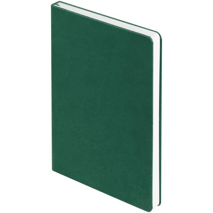 Ежедневник New Brand недатированный, формат A5, зелёный