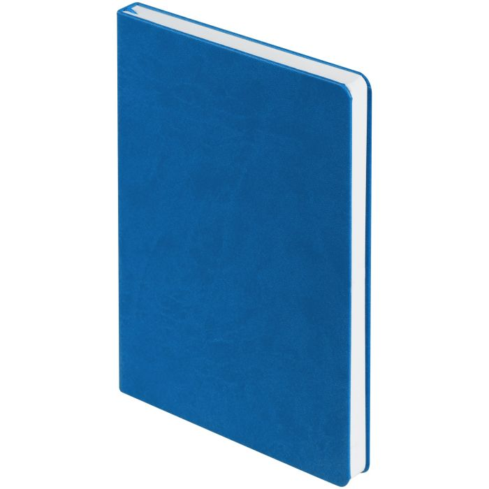 Ежедневник недатированный New Brand, формат A5, голубой