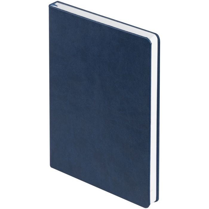 Ежедневник недатированный New Brand, формат A5, синий