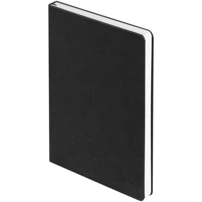 Ежедневник недатированный New Brand, формат A5, чёрный