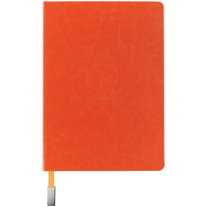 Ежедневник недатированный Ever, формат A5, оранжевый