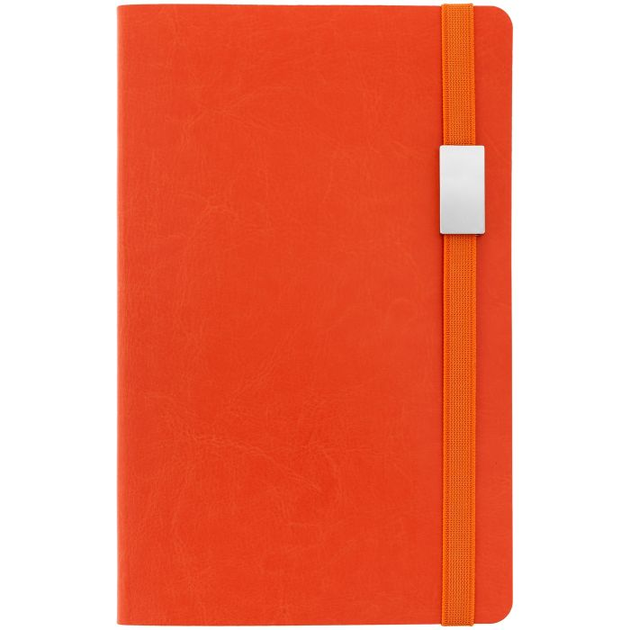 Ежедневник недатированный My Day, формат A5, оранжевый
