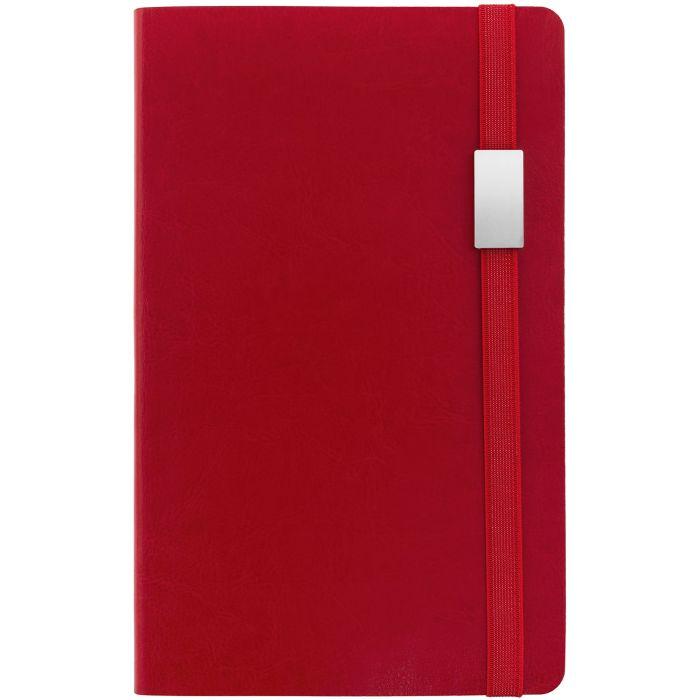 Ежедневник недатированный My Day, формат A5, красный