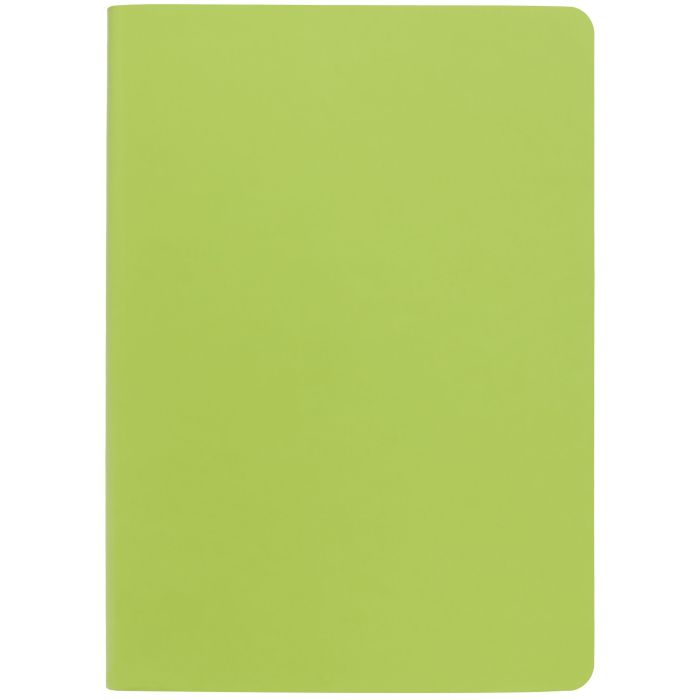 Ежедневник недатированный Flex Shall, размер 15х21 см (формат A5), цвет светло-зелёный
