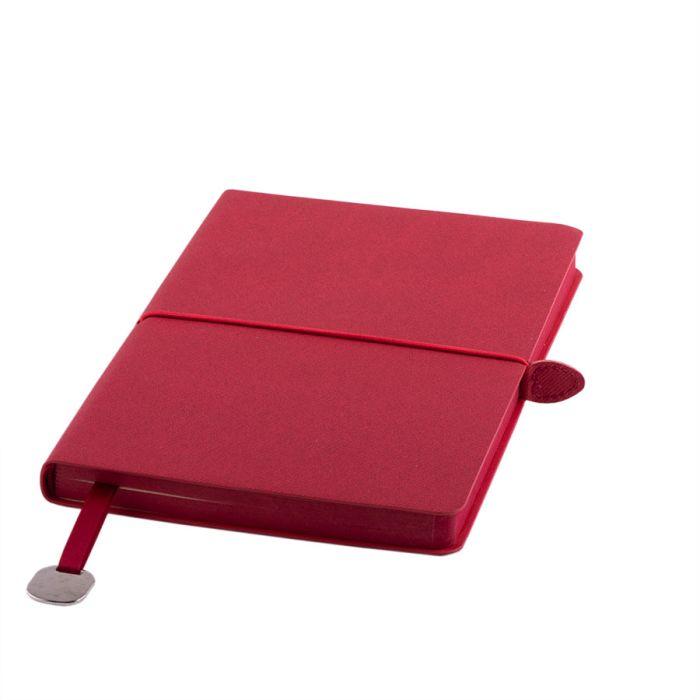 """Ежедневник недатированный бренд """"Enote"""", коллекция """"FREDDIE"""", формат А5, цвет красный"""
