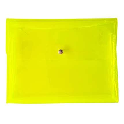 Папка Neon салатовый,  Infolio  размер А5+