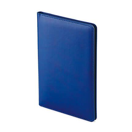 Визитница VELVET (АР), на 72 визитки, цвет темно-синий