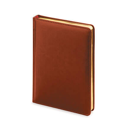 Визитница SIDNEY NEBRASKA (АР), на 72 визитки, цвет коричневый