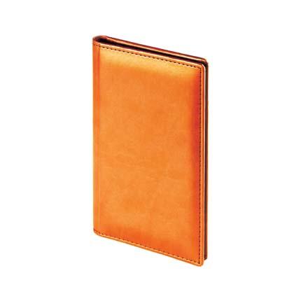 Визитница SIDNEY NEBRASKA (АР), на 72 визитки, цвет оранжевый
