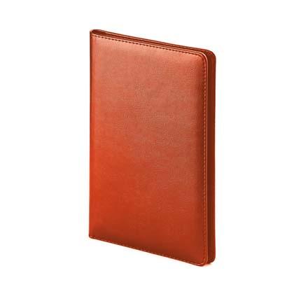 Визитница LEADER (АР), на 72 визитки, цвет красный