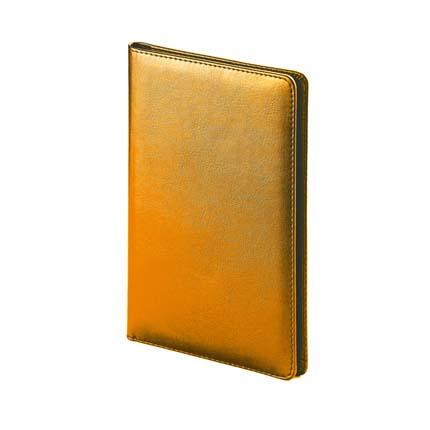 Визитница LEADER (АР), на 72 визитки, цвет оранжевый
