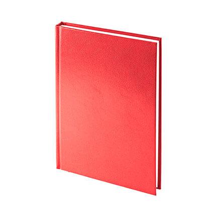 Ежедневник недатированный IDEAL NEW (АР), формат A5+, белая бумага, цвет красный