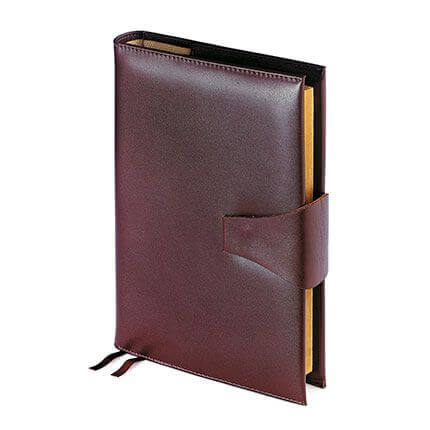 Ежедневник полудатированный WINDSOR (АР), формат A5, бежевая бумага, цвет коричневый