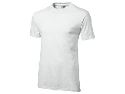 """Футболка """"Super club"""" мужская, цвет белый, размер M"""