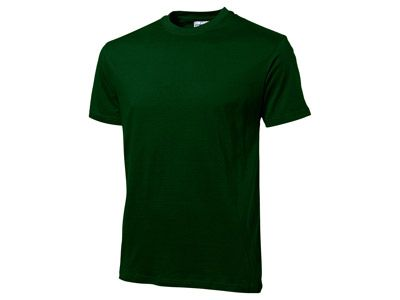 """Футболка мужская """"Heavy Super Club"""", цвет бутылочный зелёный, размер XL"""