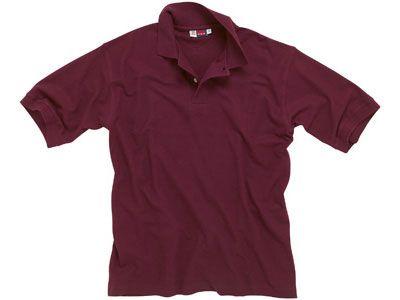 "Рубашка поло ""Boston"" мужская, цвет тёмно-фиолетовый, размер L"