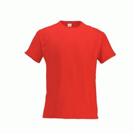 Футболка мужская 51 Action, цвет красный, размер L