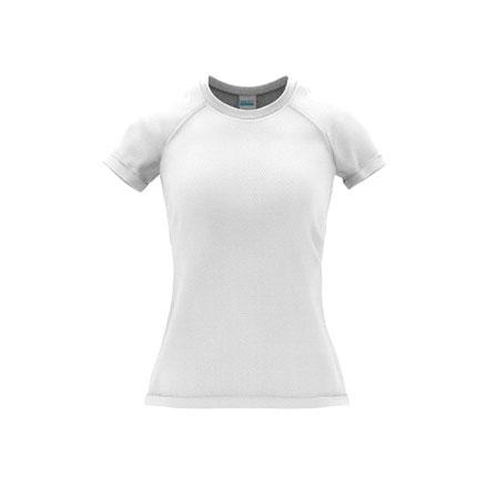 Футболка женская 30W PrintWomen, цвет белый, размер L