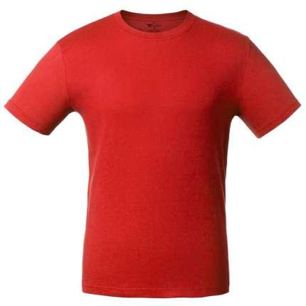 Футболка T-bolka 160, красная, размер L