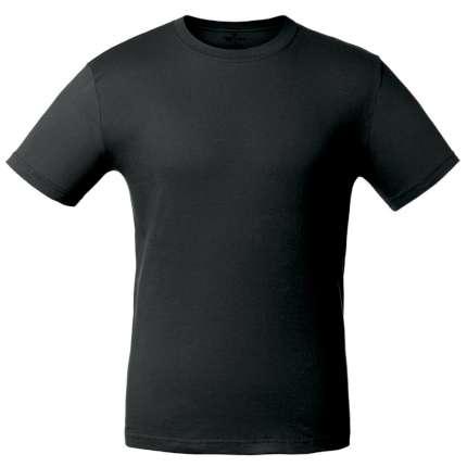 Футболка T-bolka 160, чёрная, размер L