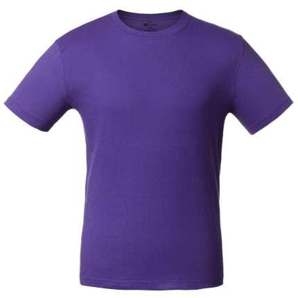 Футболка T-bolka 140, фиолетовая, размер XXXL