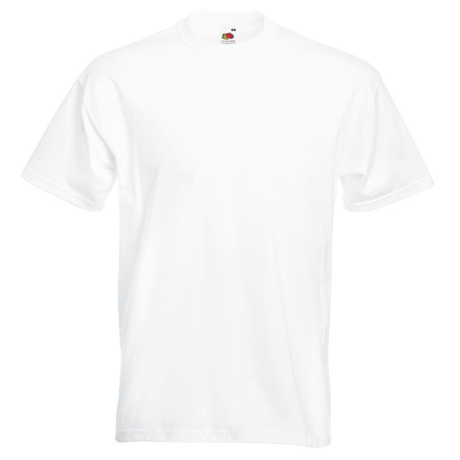 """Футболка мужская """"Super Premium T"""", цвет белый, размер M"""