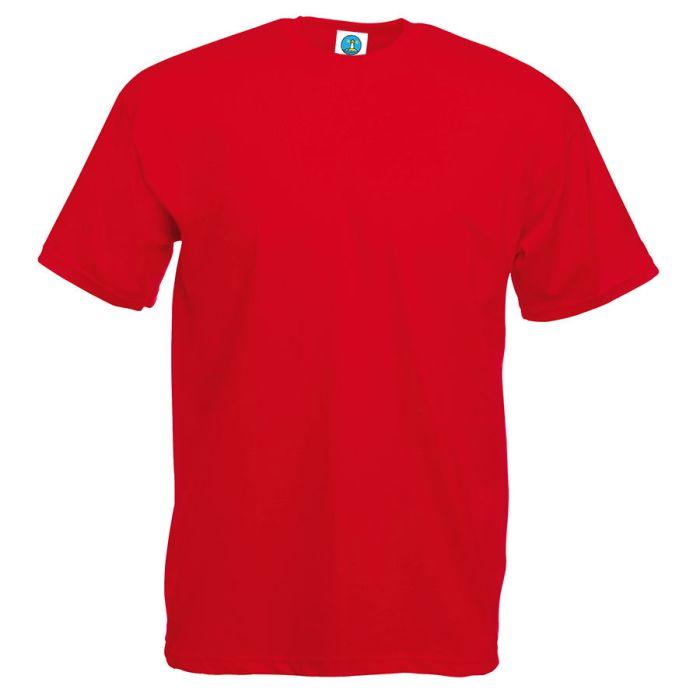 "Футболка ""Start"", цвет красный, размер L"