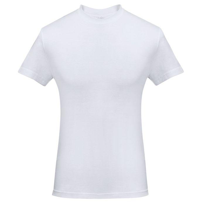 """Футболка """"Промохит"""", цвет белый, размер S"""