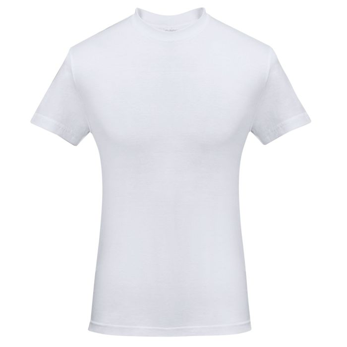 """Футболка """"Промохит"""", цвет белый, размер XL"""