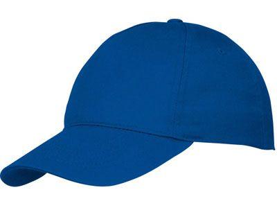 """Бейсболка """"Memphis"""" 5-ти панельная, цвет классический синий"""